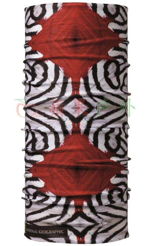 【【蘋果戶外】】BF101354 西班牙 BUFF 魔術頭巾 蝴蝶效應 國家地理頻道 透氣吸汗速乾登山單車經典款
