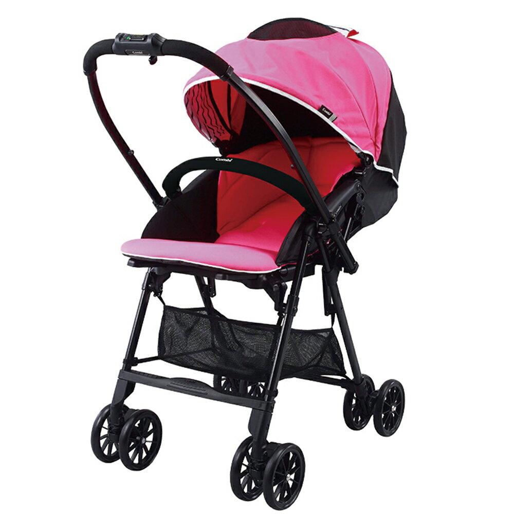Combi Neyo 輕量雙向嬰兒手推車-熱情紅(好窩生活節) - 限時優惠好康折扣