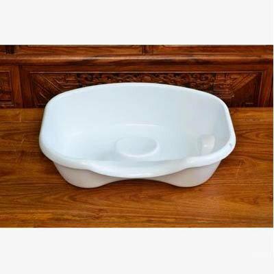 【枕式洗頭盆-47*37*12cm-1套/組】老年人用洗頭盆家用孕婦美髮兒童床上洗頭槽-5670719-3