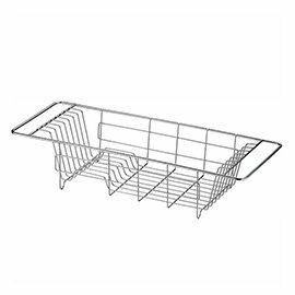 【nicegoods】愛家不鏽鋼水槽盤架(金屬 鐵架 置物架 廚房收納)