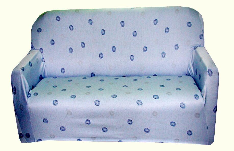 沙發罩(沙發套)/超細纖維彈性布/#182和風