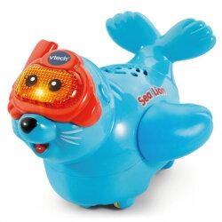 Vtech 2合1嘟嘟戲水洗澡玩具系列 搖擺海獅