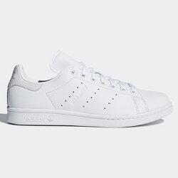 Adidas Stan Smith 男鞋 女鞋 慢跑 休閒 復古 皮革 白【運動世界】 CQ2469