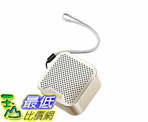 <br/><br/>  [106美國直購] Anker Bluetooth Wireless Speaker with Big Sound and Hands-Free Calling -Gold 揚聲器<br/><br/>