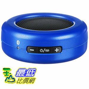 [106美國直購]  AmazonBasics 播放機 Micro Bluetooth Speaker - Blue