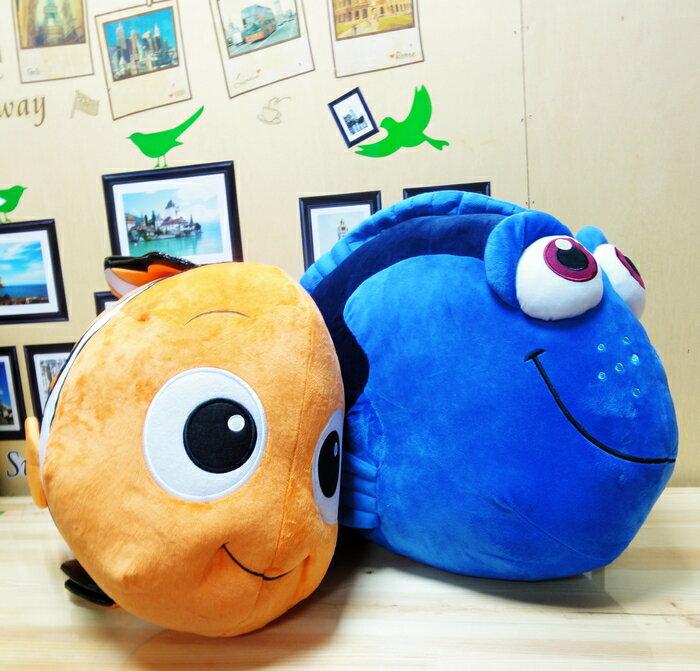 【UNIPRO】海底總動員 尼莫 Nemo 多莉 Dory 68公分 絨毛娃娃 玩偶 多莉去哪兒 迪士尼正版授權 小丑魚