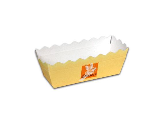 杯子戚風、方形烤杯- 小長方形CAL080(黃麥穗)