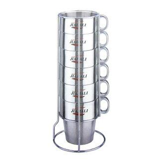 不鏽鋼咖啡套杯組 1200025