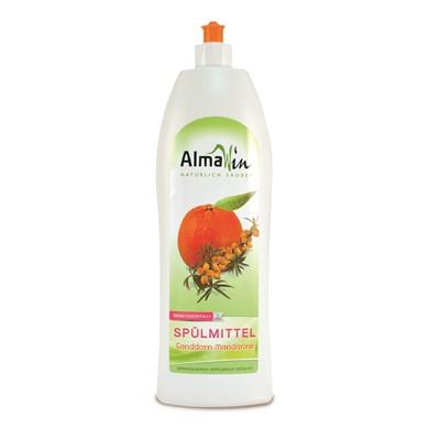 ~AlmaWin 艾瑪薇 ~德國洗碗精^(有機沙棘橘子^) 1公升