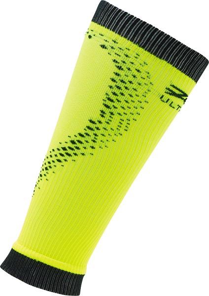 【7號公園自行車】ZOOT 運動型肌能壓縮腿套(黃)
