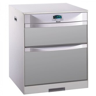 林內 Rinnai 落地雙門抽屜式烘碗機60cm RKD-6051