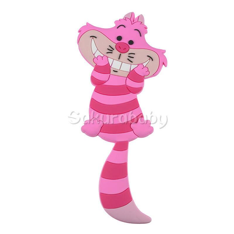 迪士尼 愛麗絲 柴郡貓 笑臉貓 貓咪 鑰匙鉤 磁鐵 掛飾 吊鉤 掛勾 立體造型 愛麗絲夢遊仙境 櫻花寶寶