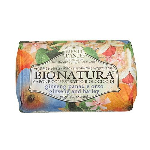 Nesti Dante 義大利手工皂 天然純植系列 純植人蔘大麥皂250g