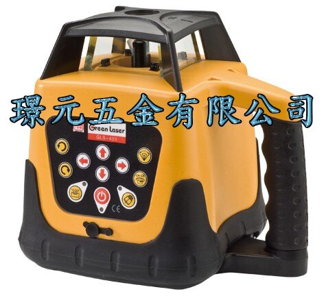 GLS-405  多功能紅光雷射水平儀/紅光旋轉雷射水平儀【璟元五金】