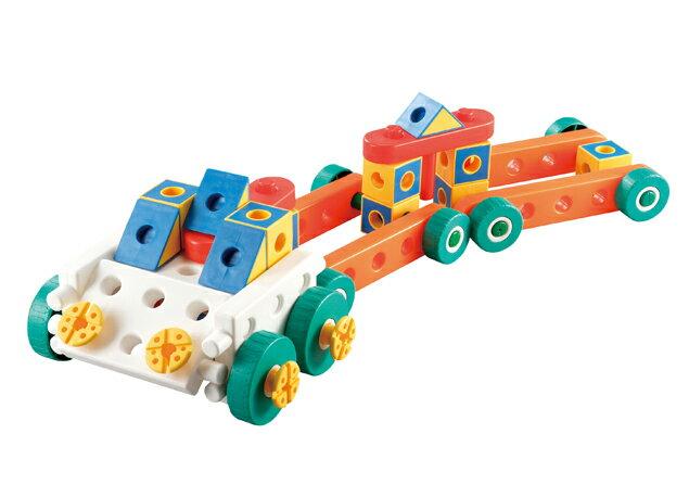 Gigo智高 - 小小工程師系列 - 交通工具大集合初級版 #7330 贈Gigo瓢蟲禮盒! 3