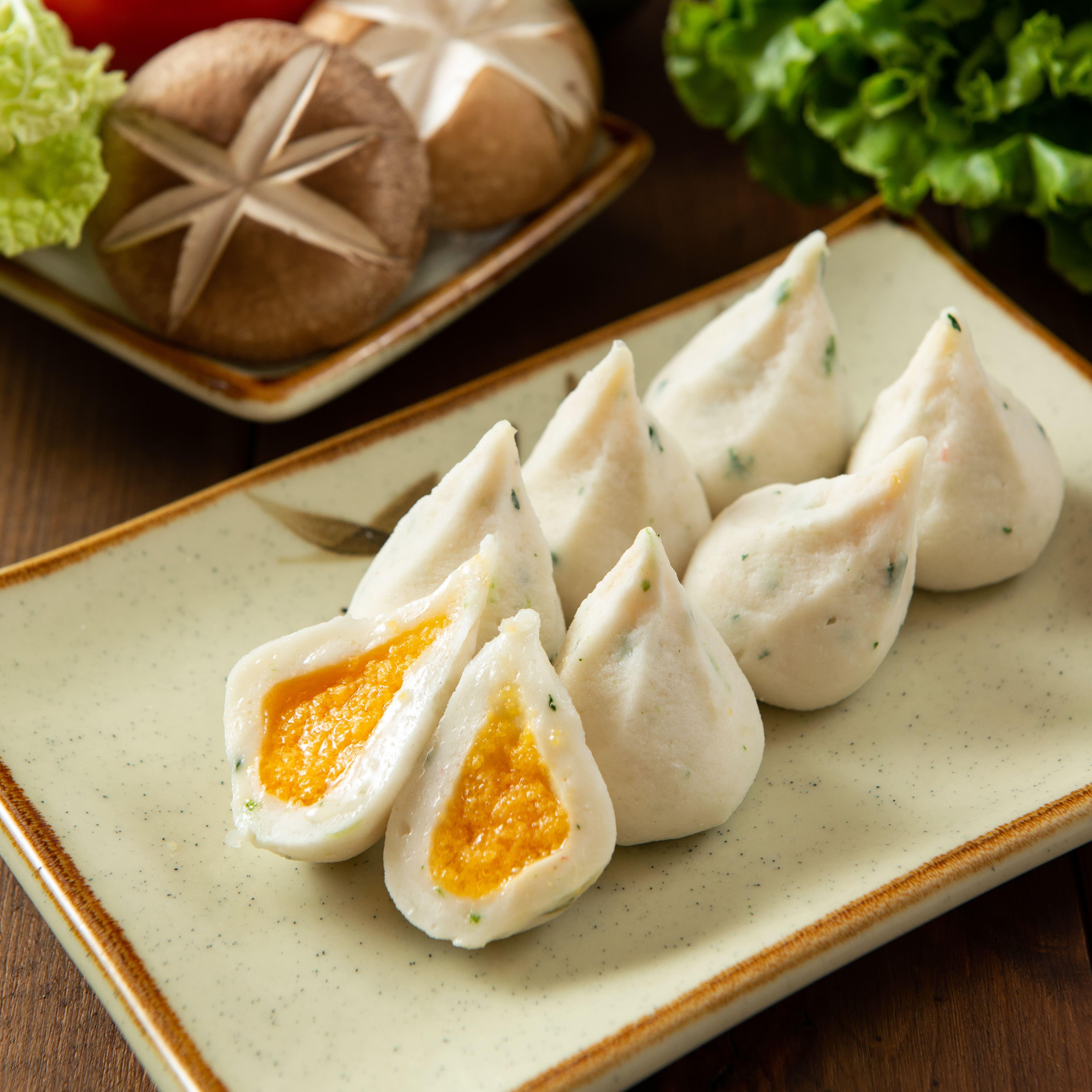 魚包蛋 300g 火鍋料 關東煮 鍋物