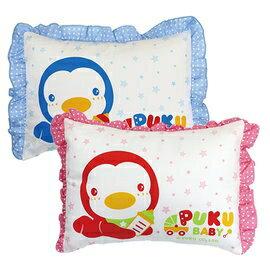 【藍色企鵝】PUKU 舒眠寶寶枕
