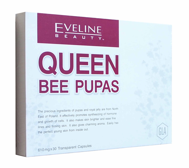 Eveline Beauty 女皇蜂子減齡膠囊(30顆/盒)【優.日常】
