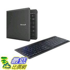 [COSCO代購 如果沒搶到鄭重道歉] Microsoft 微軟 萬用折疊式鍵盤GU500016 _W111228