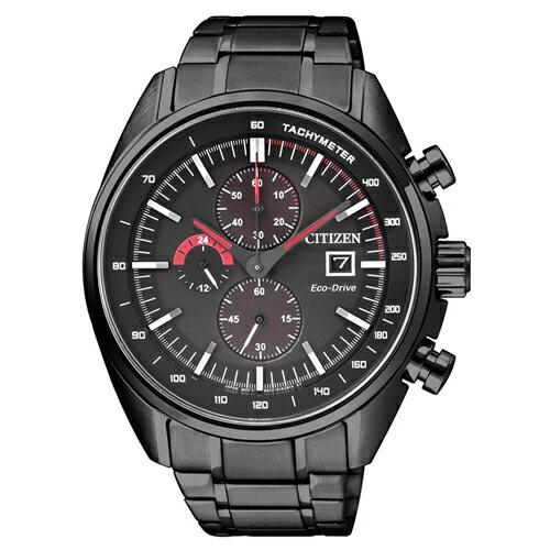 CITIZEN 星辰錶 CA0595-54E 光動能腕錶