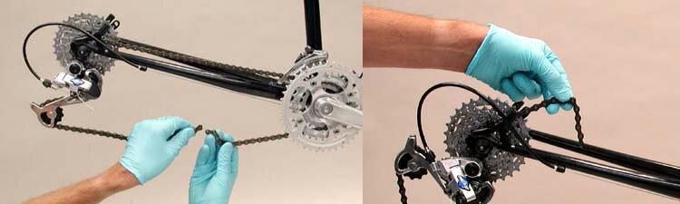 自行車養護保洗鏈保養5件組