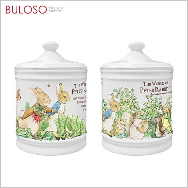 《不囉唆》比得兔置物罐組收納罐儲物存物乾糧(可挑色款)【A425160】