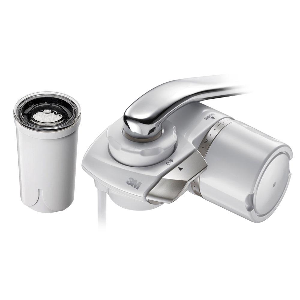 3M Filtrete AC300龍頭式濾水器特惠組(一機二心) 1