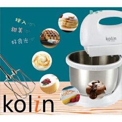 【歌林Kolin】手持桌上兩用攪拌機KJE-LN05M