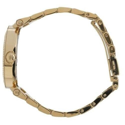 Michael Kors Parker Logo Glitz Gold-Tone Ladies Watch MK5784 1