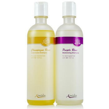 Amida香檳玫瑰  紫玫瑰油  綠茶控油  茶樹 洗髮精 任2瓶 399~ ~~異國 ~