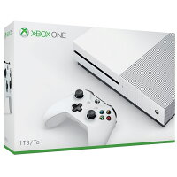 Microsoft Xbox One S 1TB Video Game Console White 234-00001
