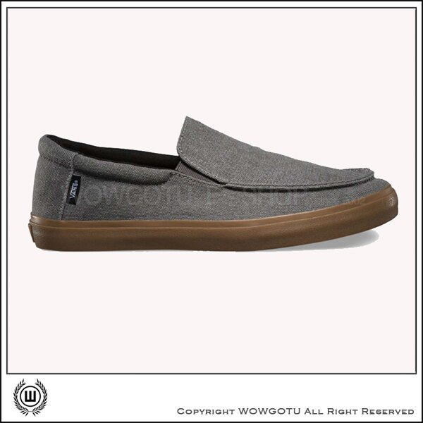 VANS SHOES -Bali SF PEWTER/GUM 61065806