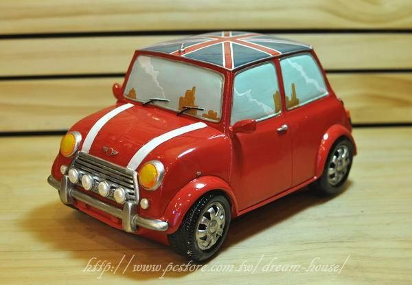 英國紅色大Mini造型存錢筒撲滿★實用漂亮★夢想家精品生活家飾