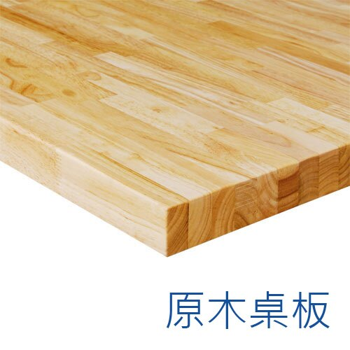 五層抽屜4+1工作桌 原木桌板 重型桌 耐重桌 實驗桌 工作檯 工作台 工廠作業桌 鑄造造模工作桌  高荷重型桌 長度1500/1800/2100 mm三種尺寸選擇【可力爾】 1