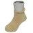『121婦嬰用品館』狐狸村 保暖透氣毛巾短筒襪(11-13cm) 1