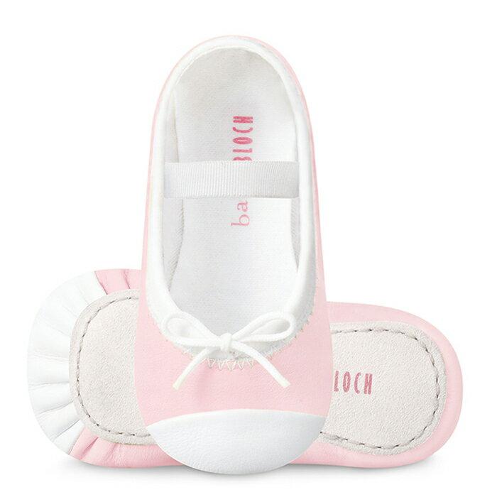 ~hella 媽咪寶貝~澳洲Bloch 蝴蝶結芭蕾舞鞋 嬰幼兒 _BB1240_BBP