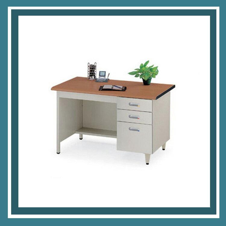 【必購網OA辦公傢俱】 UD-127H 櫸木紋 U型辦公桌