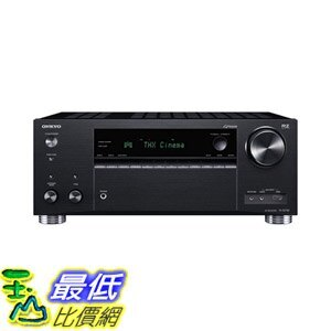 [8美國直購] 通道接收器 Onkyo TX-RZ740 Smart AV 11.2 Channel Receiver with 4K Ultra HD | Dolby Atmos