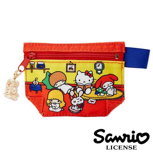 sightme看過來購物城:三麗鷗人物款【日本正版】HelloKitty凱蒂貓零錢包零錢袋錢包Sanrio-856255