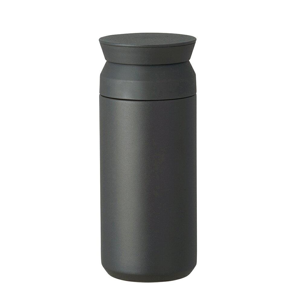 KINTO | TRAVEL TUMBLER 隨行保溫瓶 350ml - 黑