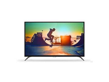 加贈聲霸 飛利浦PHILIPS 4K 聯網 智慧型 電視/顯示器+視訊盒 50PUH6082/50PUH6002