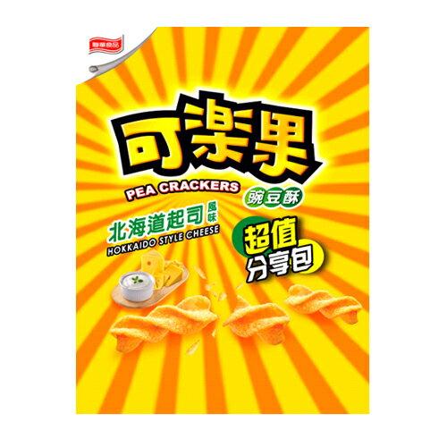 可樂果北海道起司風味240g【愛買】