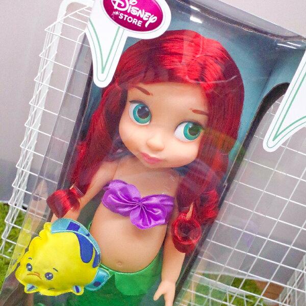 PGS7日本迪士尼系列商品-日貨Animation系列娃娃-小美人魚Ariel愛麗兒【SJD71287】