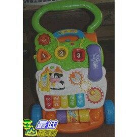 [COSCO代購 如果沒搶到鄭重道歉] VTech Sit-To-Stand Learning Walker 學步車 _W972653