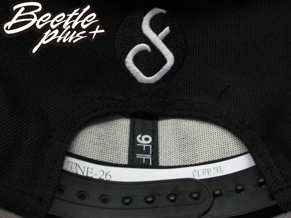 BEETLE PLUS NEW ERA NBA I,M THE TRUTH LOGO 我是真理 黑白 基本 1