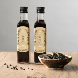 宜糧號烏嚕嚕純釀黑豆醬油 250ml 黑豆油 醬油 沾醬