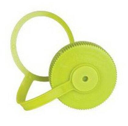 【Nalgene 美國】53mm寬口水瓶專用蓋-春綠/適用於500cc 寬口水壺/2180-0017