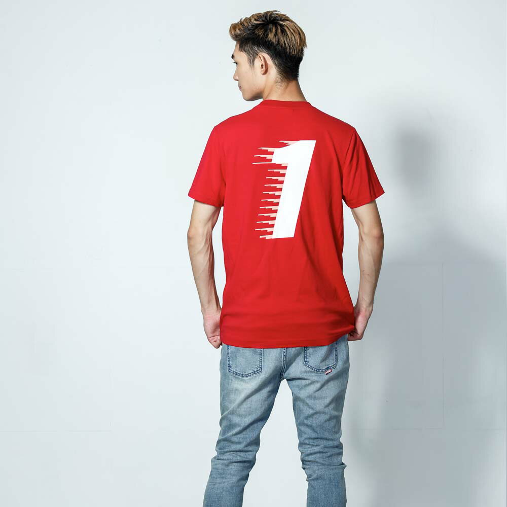 STAGEONE MOTION TEE 黑色 / 紅色 兩色 1