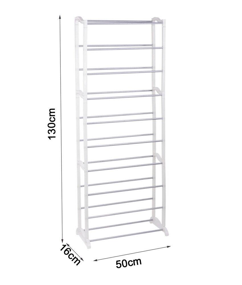 Space Saving Storage Organizer Shoe Tower Rack Shelf 2