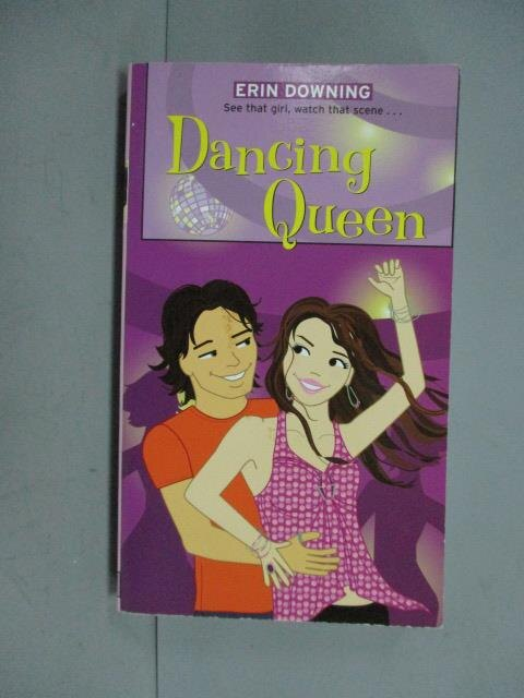 ~書寶 書T1/原文小說_KKD~Dancing Queen_Downing Erin